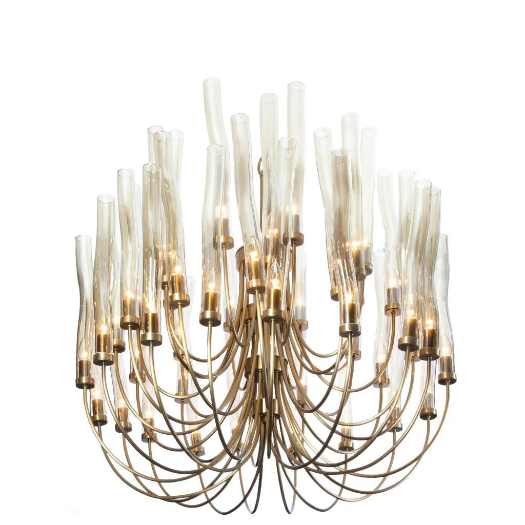 Aldan Chandelier 46 light chandelier