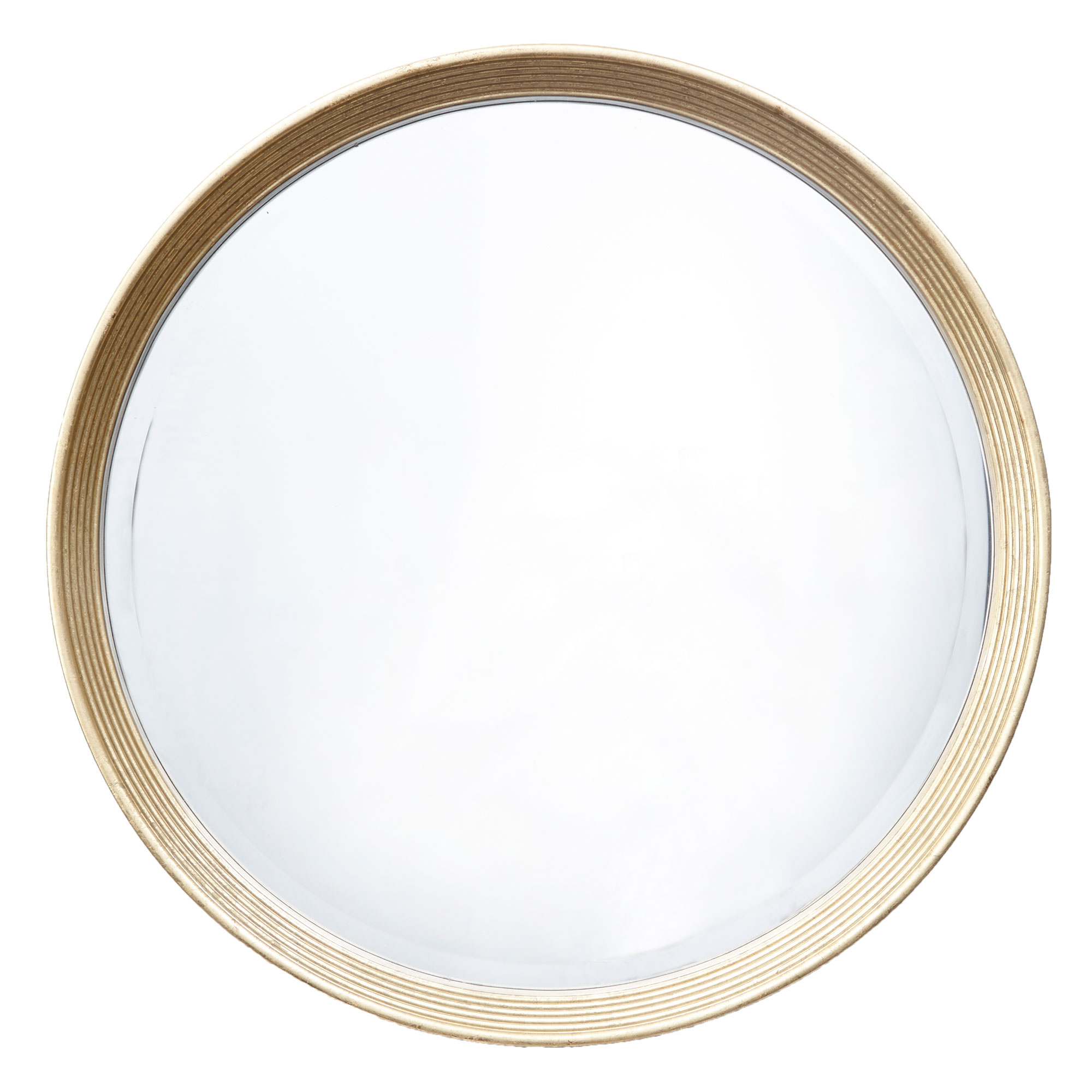 7060 the lana mirror round brass