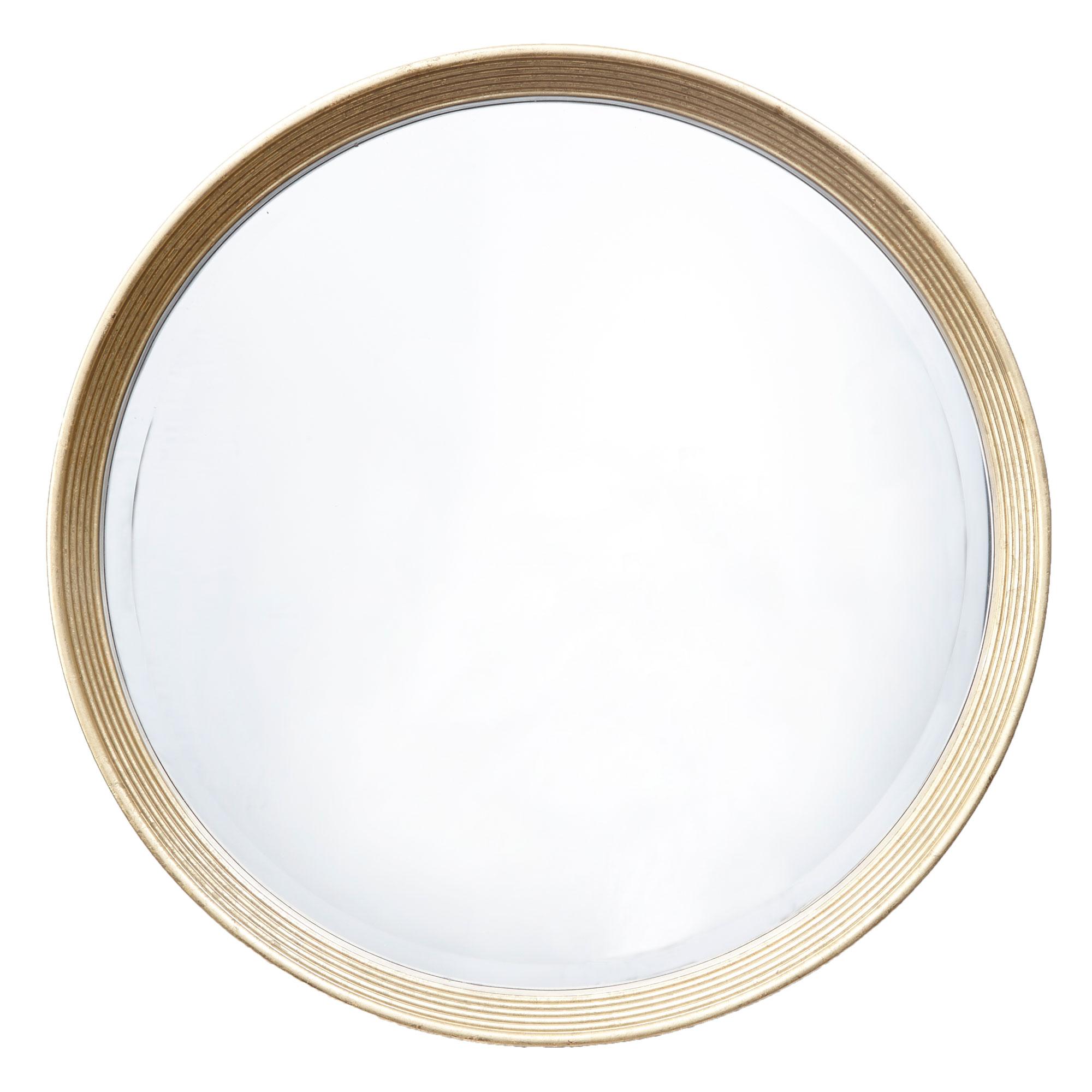 7060 the lana mirror round brass