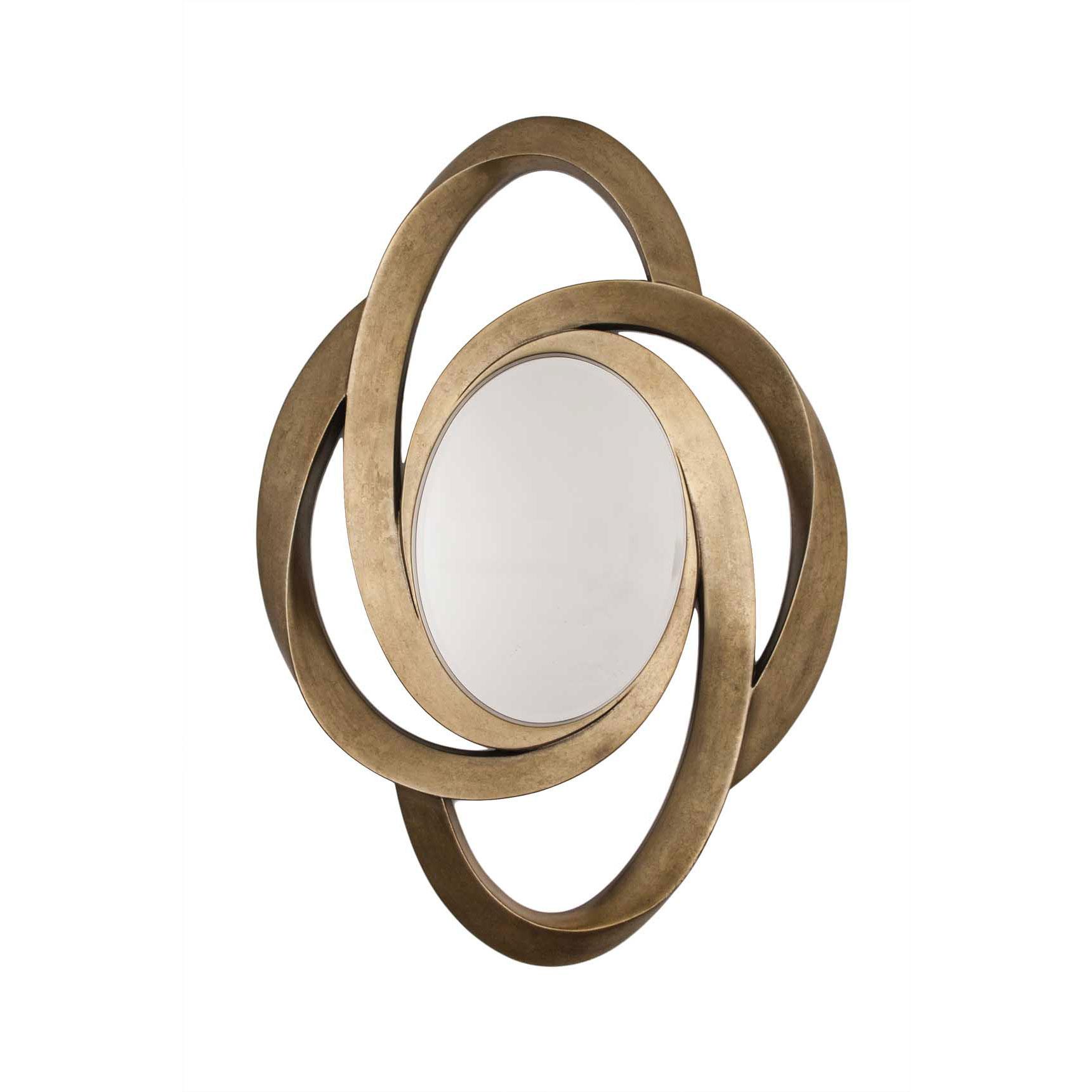 Lazio Mirror gold leaf