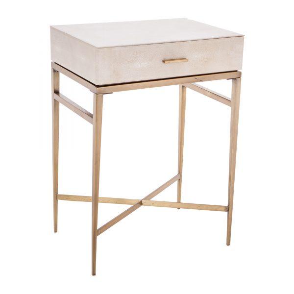 Esta 1 Drawer side table