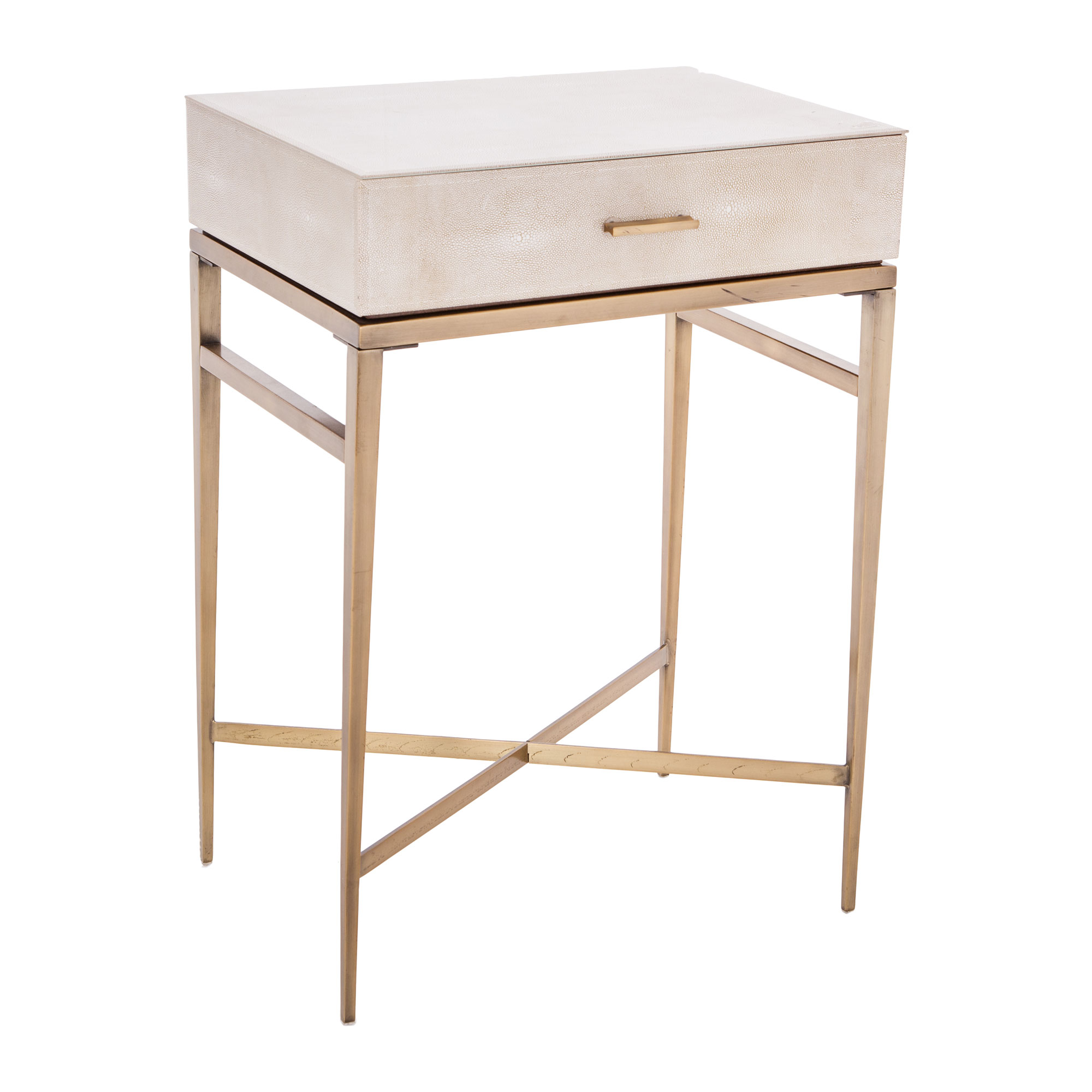 Esta 1 Drawer side table