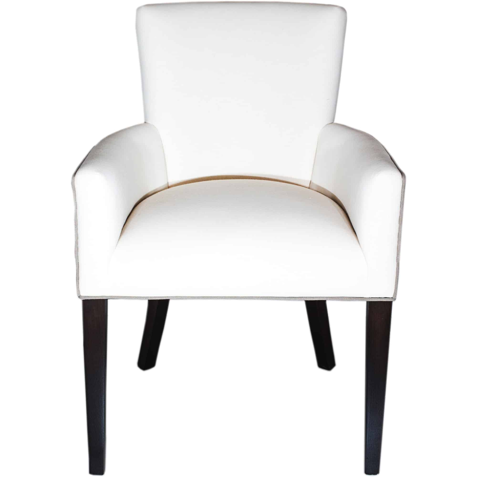 Belgravia White dining chair