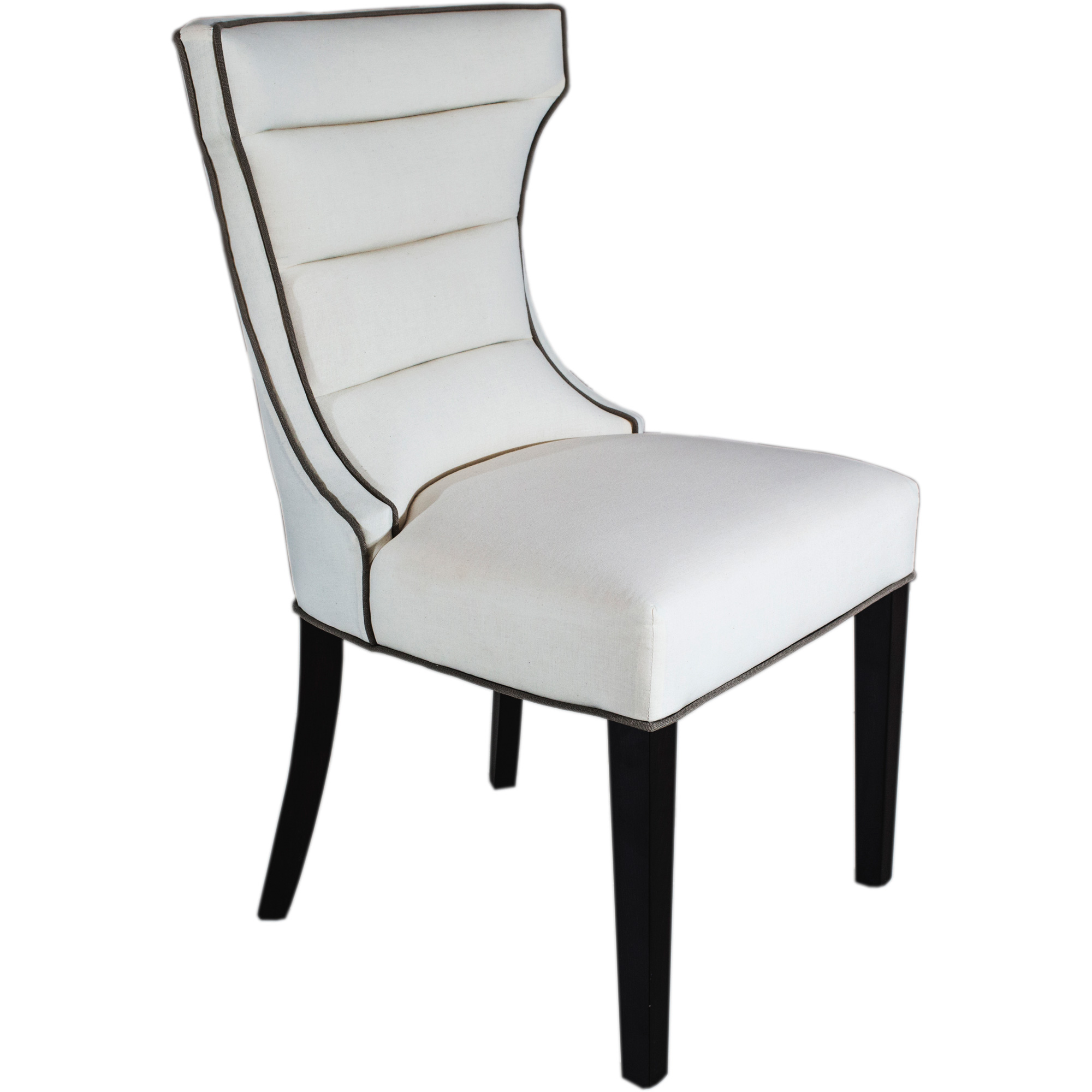 Bolton Dining Chair on white side view