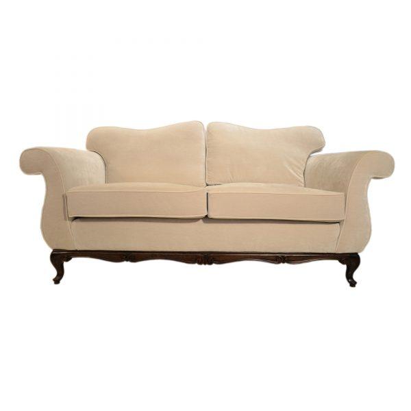 Camilla sofa front view shop alsans