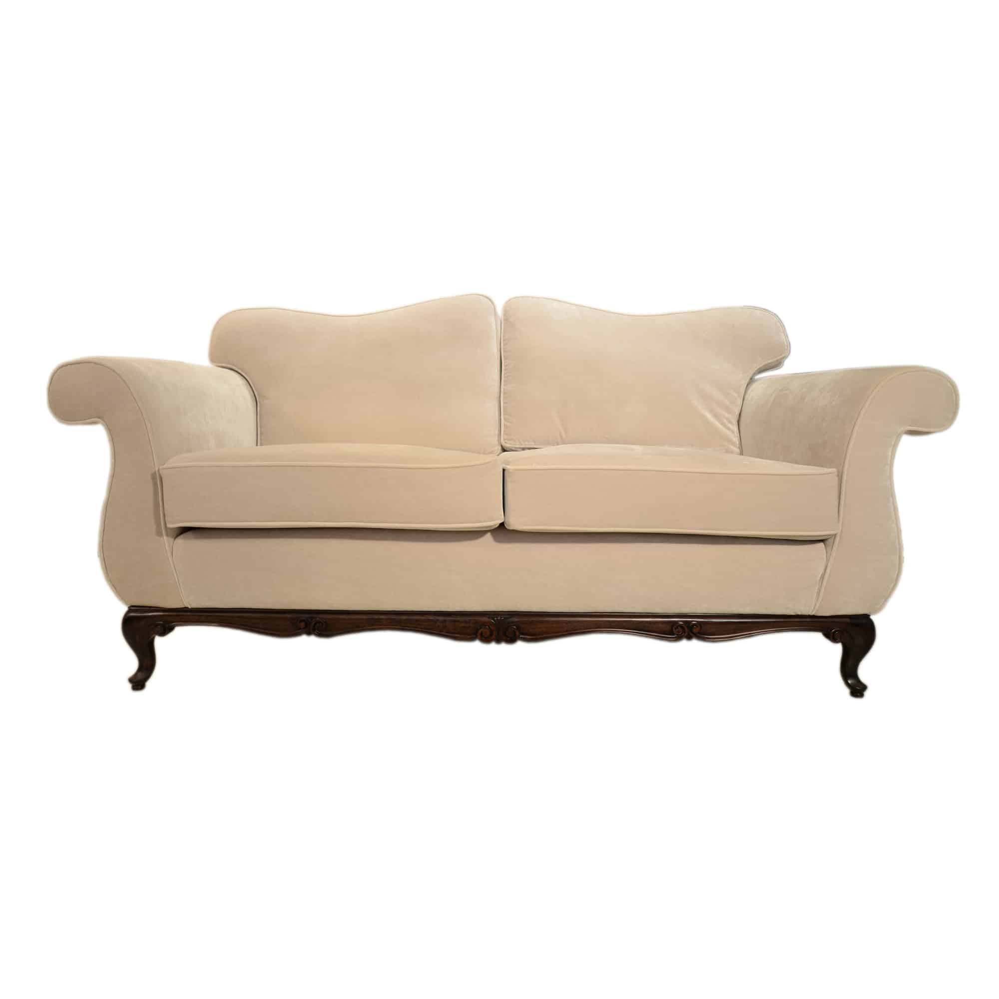 Camilla sofa front view shop alsans