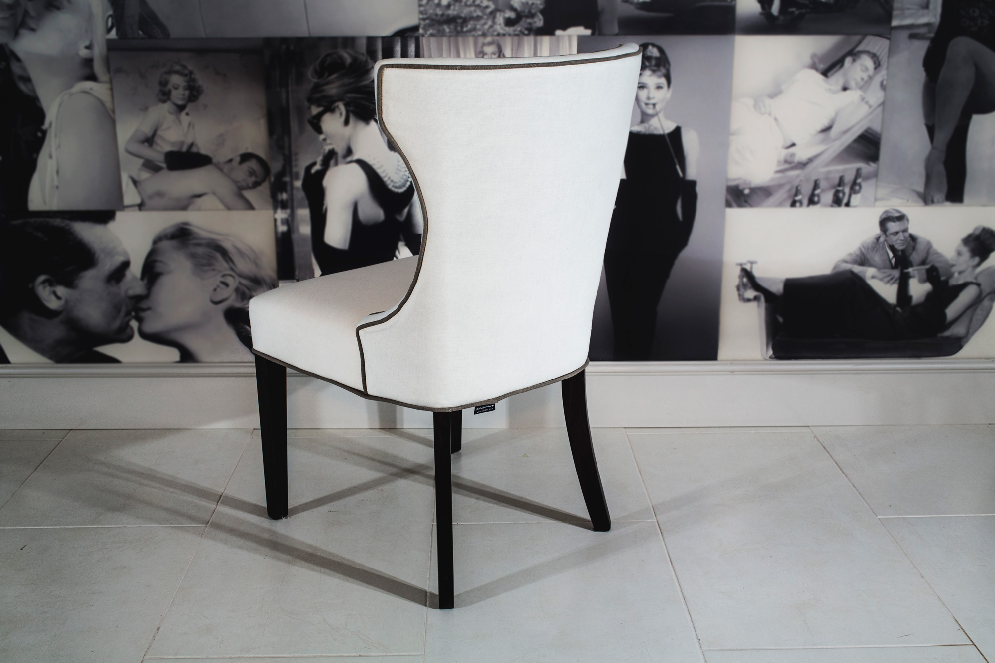 Bolton Dining Chair Lifestyle shot back