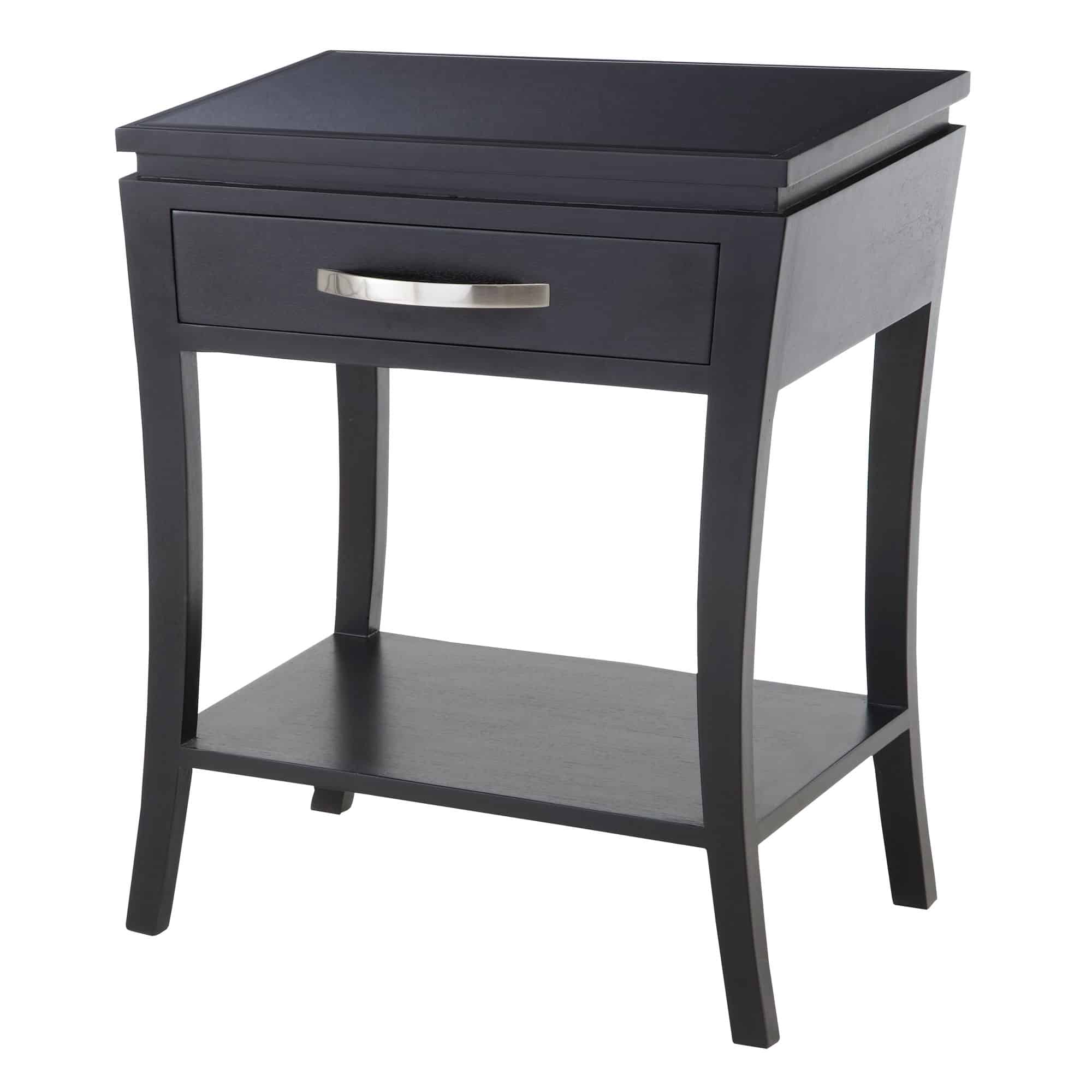 the modena single drawer side table