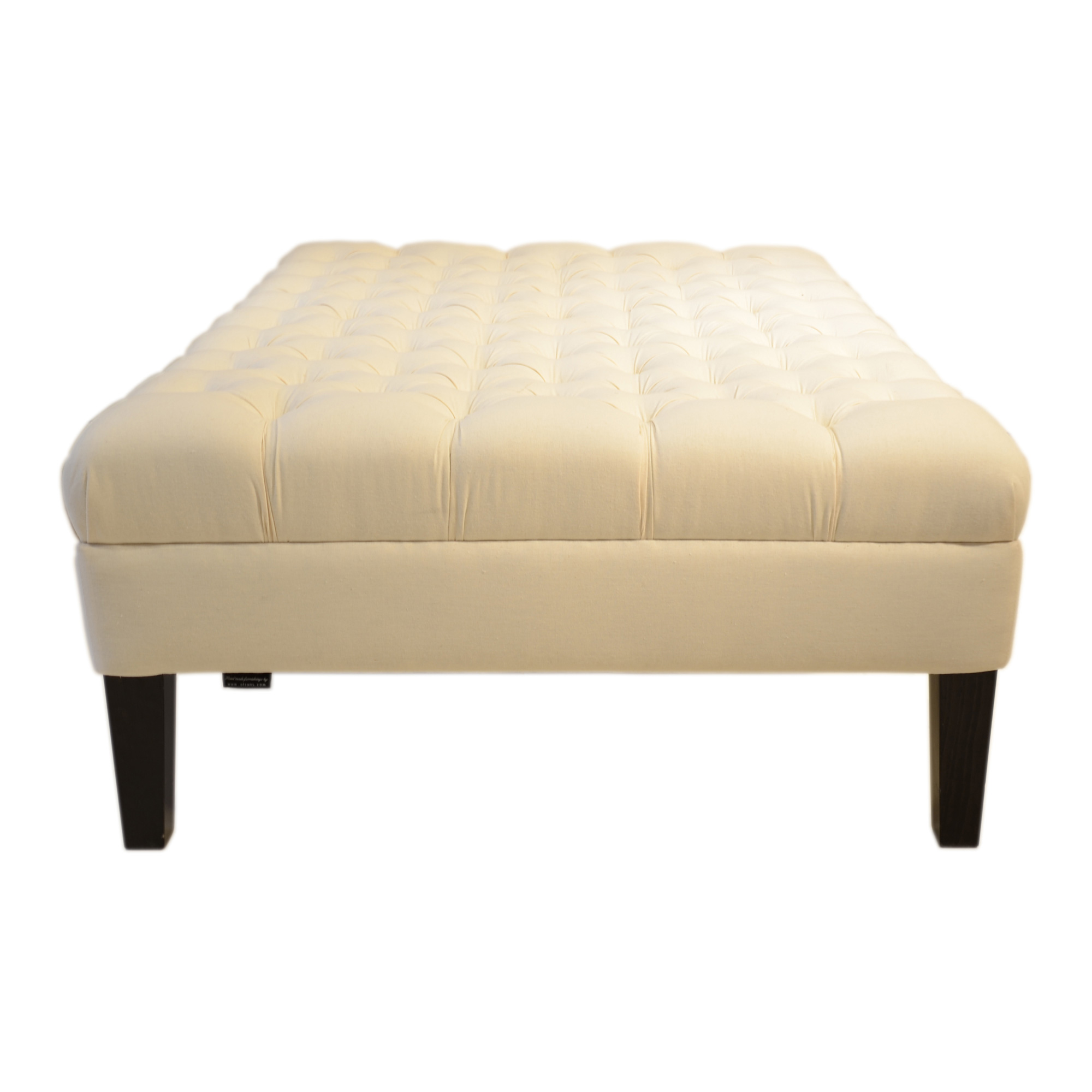 Cambridge Ottoman top view